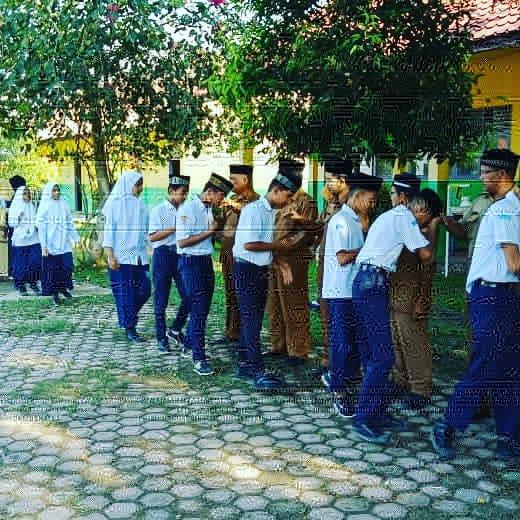 Mulai Senin, 28 September 2020 Peserta didik Kami MTsN 7 Aceh Utara Belajar Tatap Muka seperti biasanya