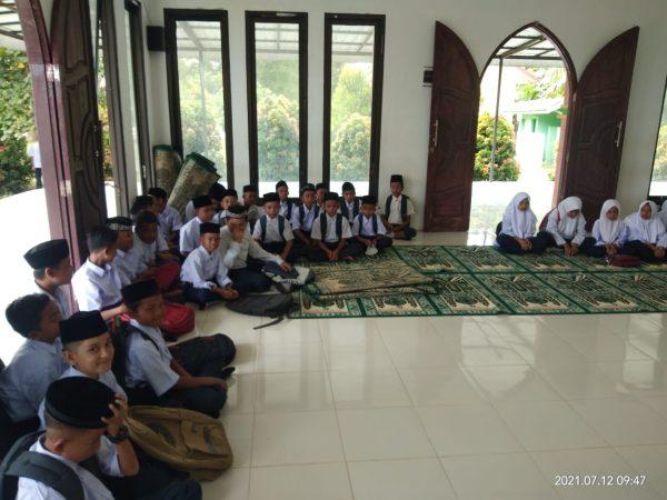 Kegiatan MATSAMA MTsN 7 Aceh Utara Tahun 2021-2022