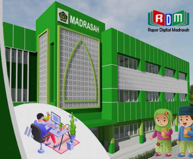 Madrasah Aceh Utara akan Menggunakan Rapor Digital Madrasah (RDM)