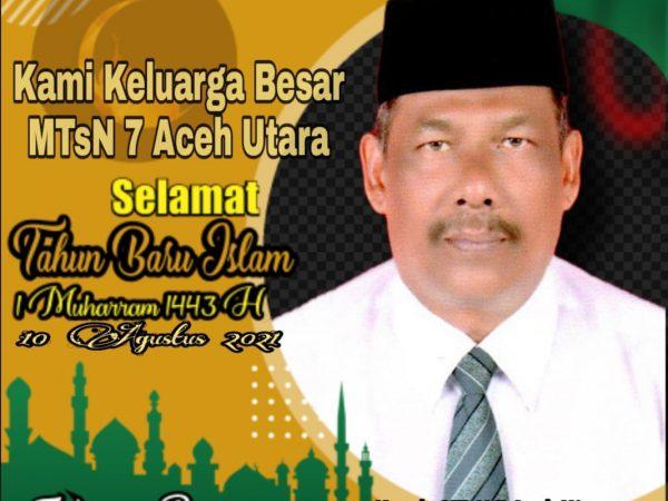 Selamat Tahun Baru Islam 1 Muharam 1443 Hijriah